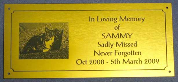 Small Plaques For Engraving Engrave The Small Text And
